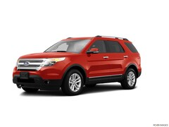 2014 Ford Explorer 4WD  XLT suv