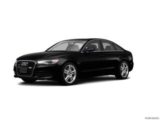 2014 Audi A6 3.0T Sedan