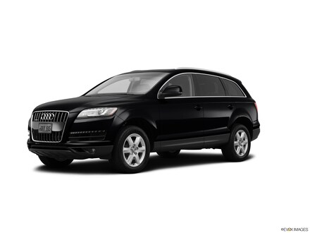 Featured pre-owned 2014 Audi Q7 3.0T Premium (Tiptronic) SUV for sale near Burlington Vermont