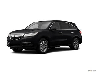 2014 Acura MDX 3.5L Technology Package Front-wheel Drive