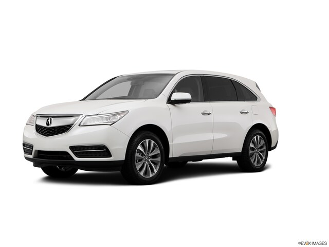 2014 Acura MDX 3.5L Technology Package (A6) SUV For Sale in Baton Rouge, LA