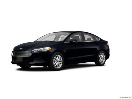 2014 Ford Fusion SE Sedan