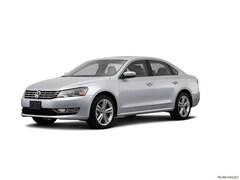 2014 Volkswagen Passat 2.5L SE Sedan