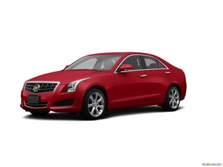 Used 2014 CADILLAC ATS 2.0L Turbo Luxury Sedan for sale in Clearwater