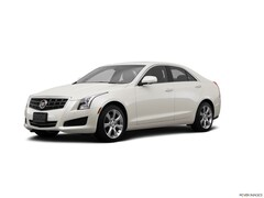 Used bargain 2014 CADILLAC ATS 2.0L Turbo Luxury Sedan for sale in Wilmington