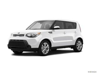 2014 Kia Soul + Hatchback