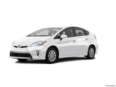 2014 Toyota Prius Plug-in Hatchback