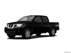 Used 2014 Nissan Frontier 4WD Crew Cab SWB Auto SV Crew Cab Pickup Morgantown WV