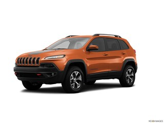 Used 2014 Jeep Cherokee Trailhawk Sport Utility in Durango, CO