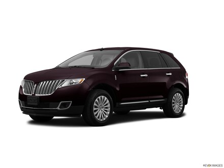 2014 Lincoln MKX Group 102A SUV
