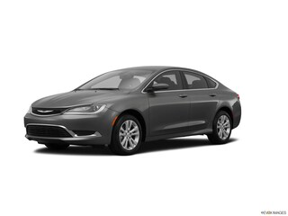 2015 Chrysler 200 4dr Sdn Limited FWD Car