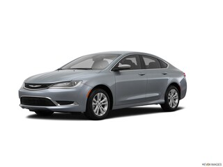 New Kia 2015 Chrysler 200 Limited Sedan for sale in Meadville, PA