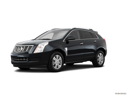 Used Featured 2015 CADILLAC SRX Luxury Collection SUV for sale in Warwick RI