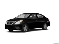 Used 2015 Nissan Versa 1.6 S Sedan for sale in Merced, CA