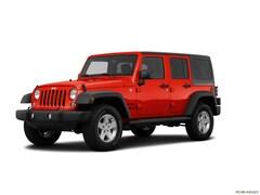 New Ford 2015 Jeep Wrangler Unlimited Sport 4x4 SUV in Breaux Bridge, LA