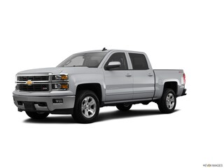 Used 2015 Chevrolet Silverado 1500 LT Truck in Broomfield, CO