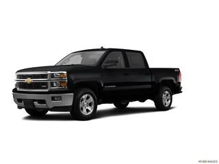 Pre-Owned 2015 Chevrolet Silverado 1500 LT Truck Crew Cab for sale in Lamesa, TX