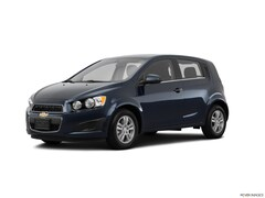 Used 2015 Chevrolet Sonic LT Hatchback for Sale Near Mililani