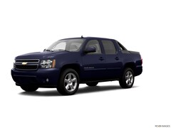 2007 Chevrolet Avalanche LT 4WD Crew Cab 130 LT w/1LT