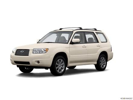 2007 Subaru Forester 2.5 X w/Premium Package SUV
