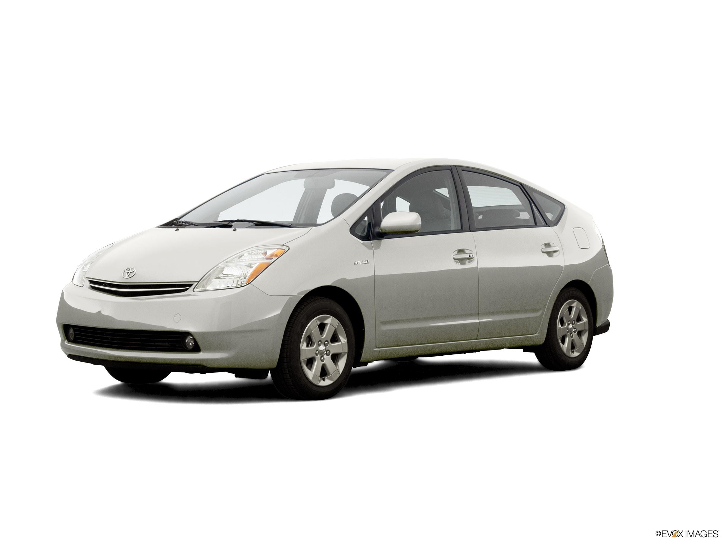 2007 Toyota Prius Sedan
