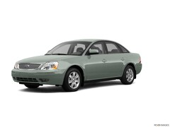 Used vehicles 2007 Ford Five Hundred Limited Sedan for sale near you in Savannah, GA