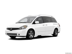 Used 2007 Nissan Quest S Minivan for sale in Mansfield, OH