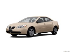 2007 Pontiac G6 4dr Sdn 1SV Value Leader Sedan