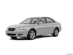 Bargain used vehicle 2007 Hyundai Sonata GLS w/XM Sedan for sale in Grand Forks, ND at Grand Forks Kia