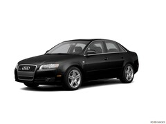2007 Audi A4 2007   Manual 2.0T Fronttrak Sedan 7A151807