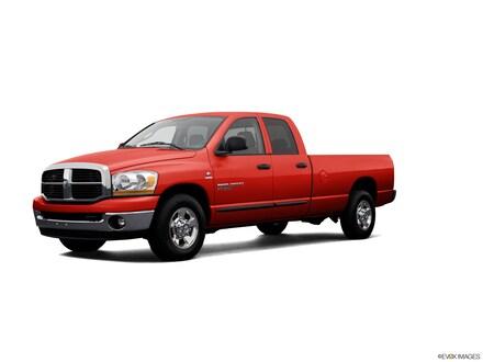 2007 Dodge Ram 2500 Truck Quad Cab