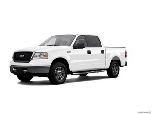 2007 Ford F-150 Lariat 4x4 Styleside 6.5 ft. box 150 in. WB