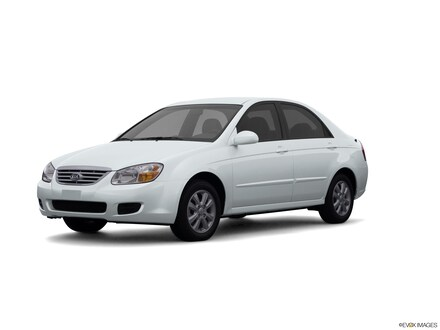 2007 Kia Spectra EX Sedan