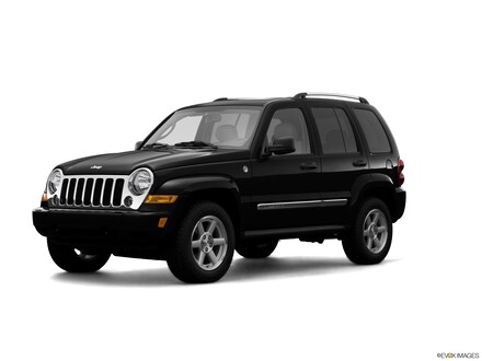 Used 2007 Jeep Liberty Sport SUV for sale in Washington, IN
