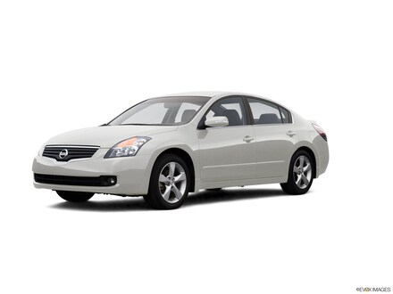 2007 Nissan Altima 2.5 S (50 State)