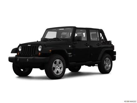2007 Jeep Wrangler Unlimited Sahara SUV