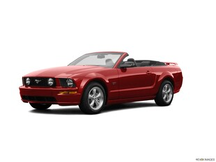 2008 Ford Mustang 2dr Conv GT Deluxe Convertible