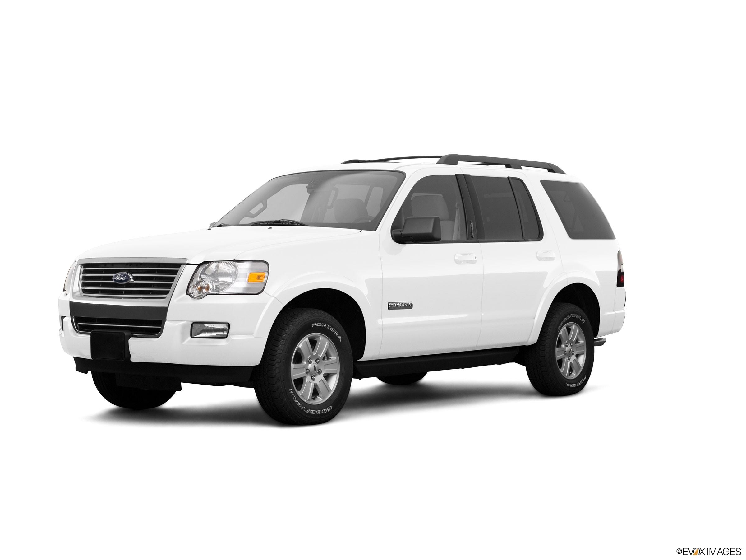 2008 Ford Explorer XLT SUV