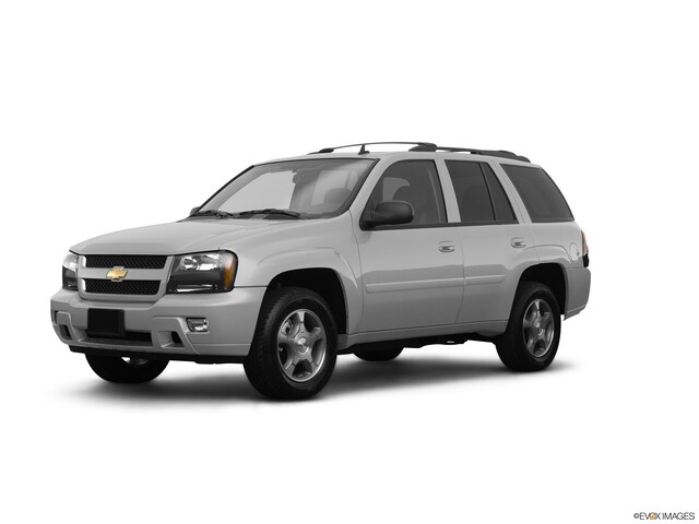 Featured pre-owned vehicles 2008 Chevrolet TrailBlazer SUV for sale near you in Erie, PA