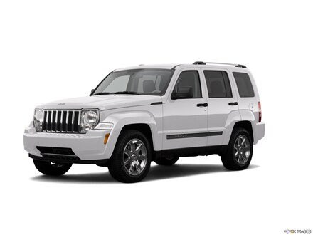 2008 Jeep Liberty Limited 4x2 Limited  SUV
