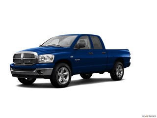 Used 2008 Dodge Ram 1500 SLT Truck Quad Cab For Sale in Spokane