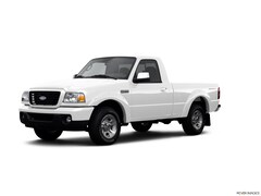 2008 Ford Ranger Truck Regular Cab