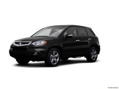 used 2008 Acura RDX Technology Package SH-AWD SUV for sale in wallingford connecticut