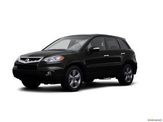 Used 2008 Acura RDX Base w/Technology Package SUV near Dallas