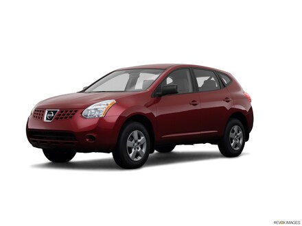 2008 Nissan Rogue AWD 4dr S Sport Utility