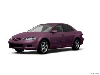 2008 Mazda Mazda6 i Sport VE Sedan