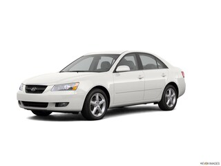 2008 Hyundai Sonata Sedan