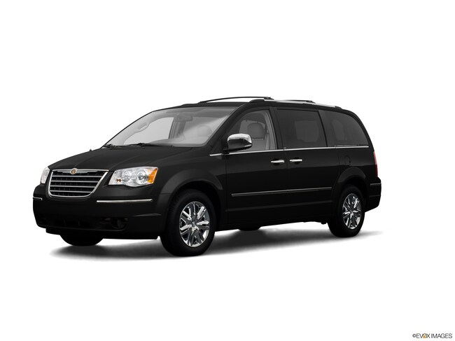 Used 2008 Chrysler Town & Country H347554A in Gaithersburg