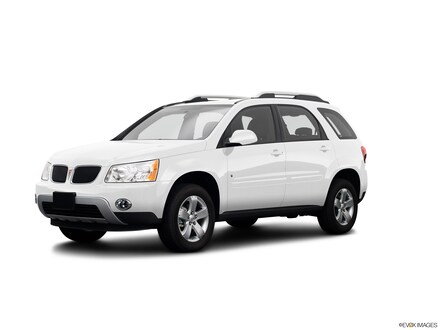 2008 Pontiac Torrent Base SUV