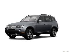2008 BMW X3 3.0si AWD  3.0si